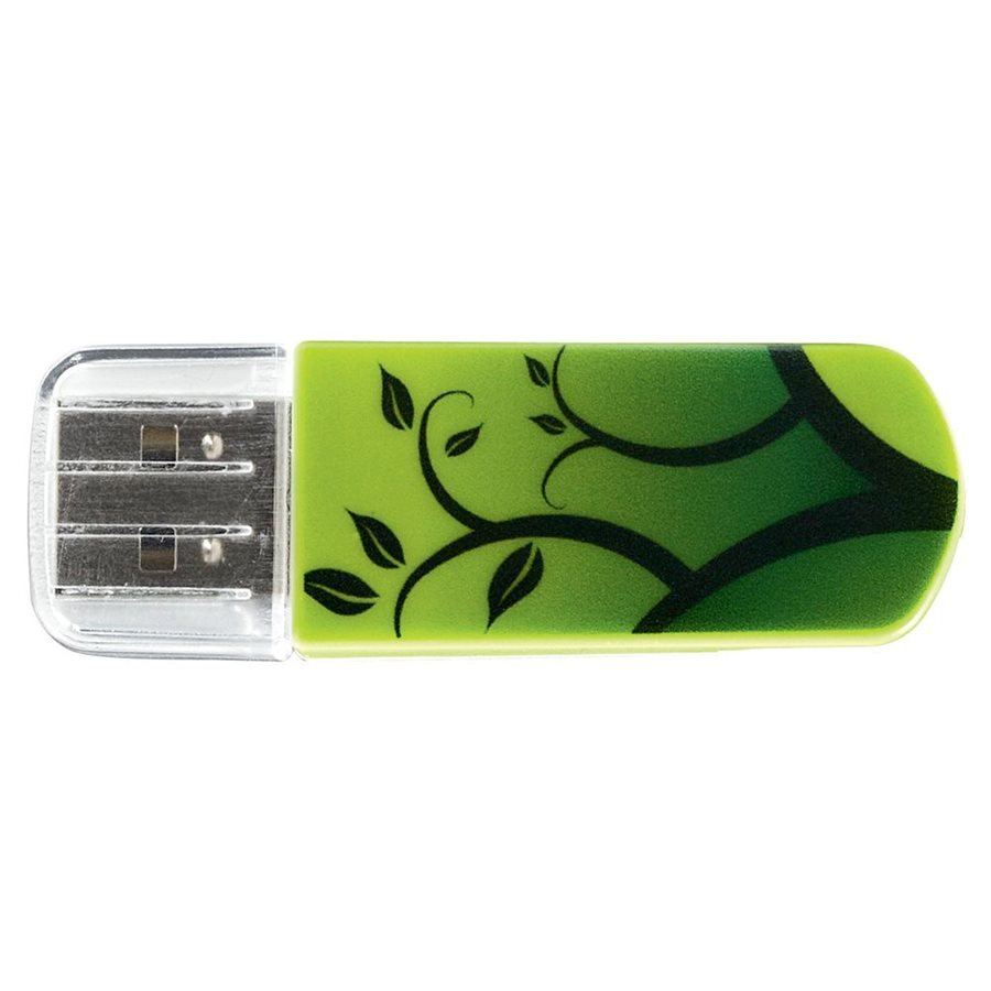 Флеш-накопитель Verbatim Store 'n' Go Mini 98160 8Gb ELEMENTS EDITION, USB 2.0, Earth (Земля)